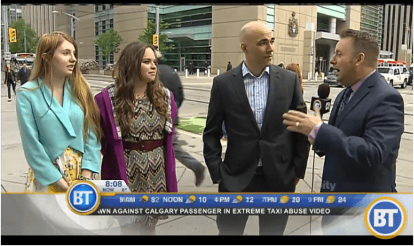 June Dresses Breakfast Television Calgary 2016